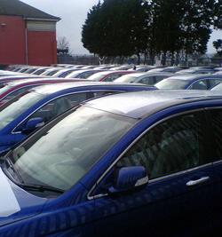 Absatzkrise Auf Dem Europäischen Automarkt Erreicht Deutschland